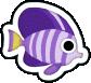 Item Purple Fish