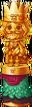 King Navarre Statue