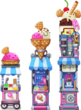 Business IceCream Shop Level 1to3