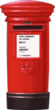 British Letter Box