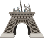 Special Eiffel Tower Level 1