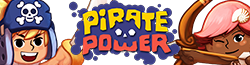 Pirate Power Wikia Wordmark