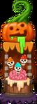 Halloween Business Halloween Candy Shop Level 1