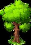 Decoration Oak Tree