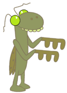 Crunchymantis
