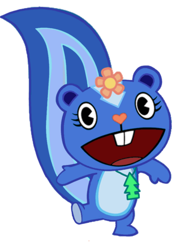 petunia happy tree friends wiki fandom powered by wikia. Black Bedroom Furniture Sets. Home Design Ideas