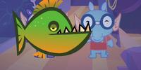 Russell's Piranha