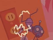 Robotelectrocution