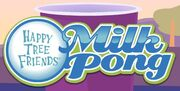 Milk pong logo