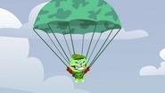 STV1E13.2 Fliqpy parachute