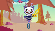 Mime Balloon Rocket