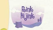 Rink Hijinks title card