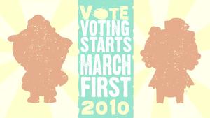 Vote or Die Poster