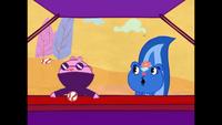 Pitchin' Impossible patunia and mole