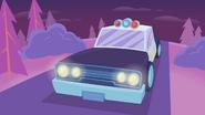 S4E5 The Police Car