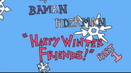 Happy Winter Friends