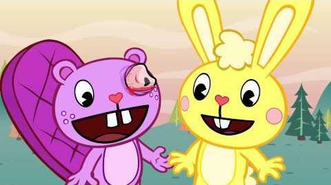 Happy Tree Friends - Camp Pokeneyeout