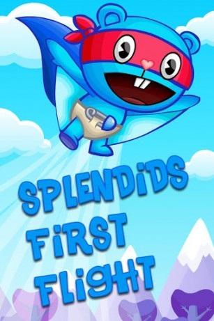 Image baby splendid happy tree friends wiki for Splendid infant