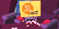 Happy Tree Friends is dead!