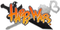 File:250px-Happy-Wars logo e small-600x301.png