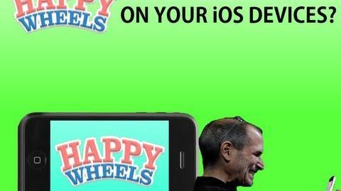 Happy Wheels the App - Analysis 1