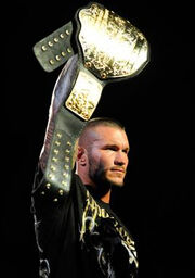 Randy Orton accepts Christian's challenge for the World Title 10-6-2011 JPG - 1