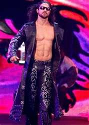 Morrison in WWE