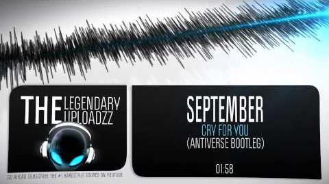 September - Cry For You (Antiverse Bootleg) FULL HQ HD FREE RELEASE-0