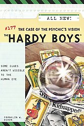 The Case of the Psychic's Vision 2003 cover