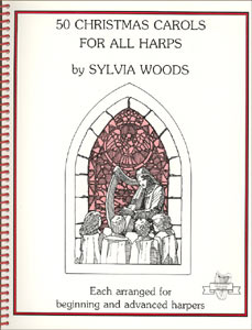 File:50 Christmas Carols for All Harps by Silvia Woods.jpg