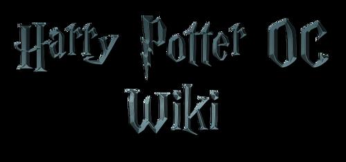 Harry Potter OC Large Logo