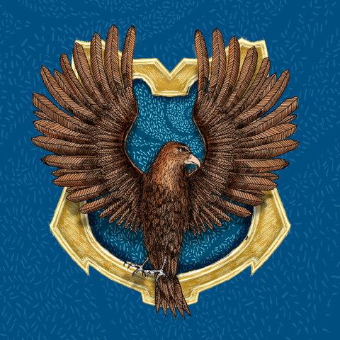 File:Ravenclaw Crest Drawn.png