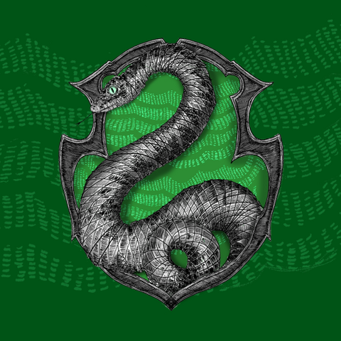 File:Slytherin Crest Drawn.png
