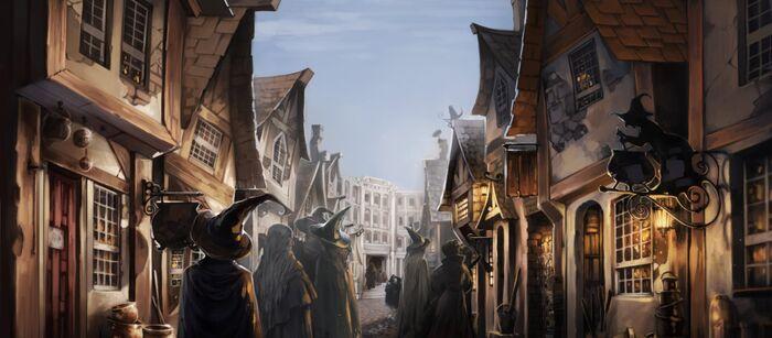 Diagon-Alley 2
