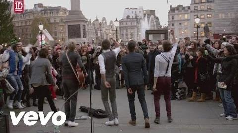 One Direction - One Thing (Behind the Scenes)