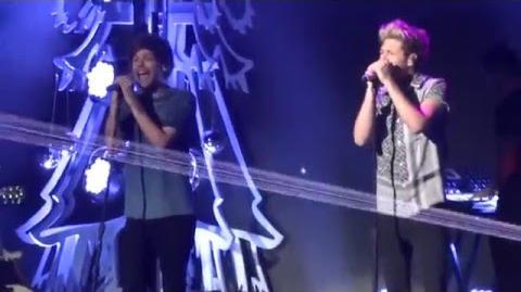 Infinity One Direction Jingle Ball (12 4)