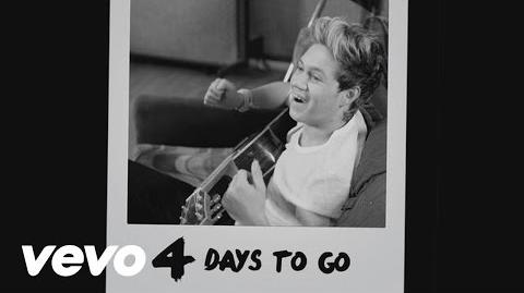 One Direction - Little Things - 4 Days To Go