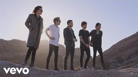 One Direction - Steal My Girl (Behind The Scenes)