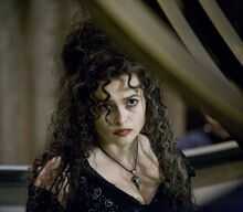 Bellatrix Lestrange at the Astronomy Towe