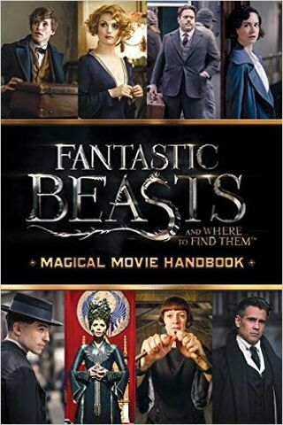 File:Fantastic Beasts and Where to Find Them - Magical Movie Handbook - cover.jpg