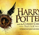 Harry Potter and the Cursed Child (play)