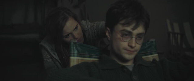 File:Hermione giving Harry a Haircut.JPG