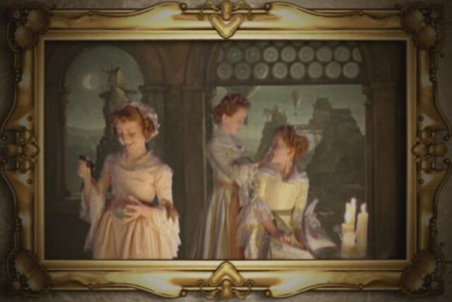 File:Portrait of three young ladies.jpg