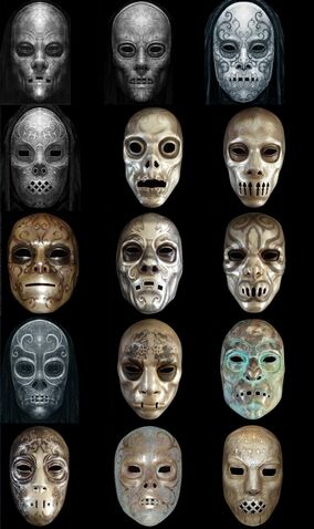 File:Death Eater masks.JPG