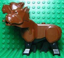 Fluffy LEGO