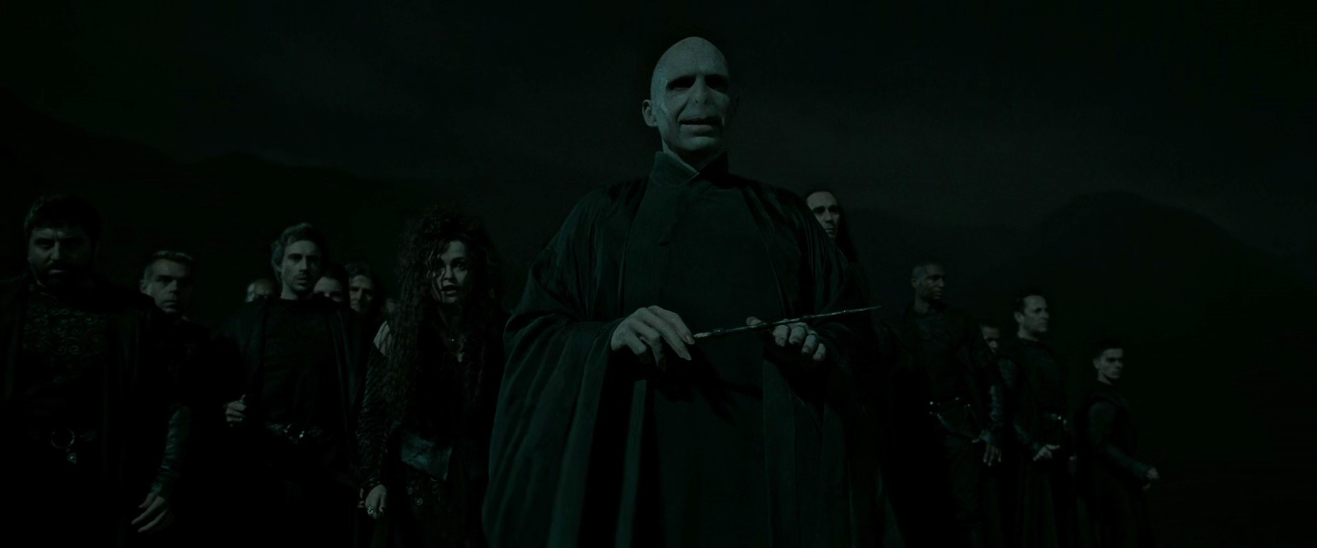File:Voldemort and his Death Eaters.jpg