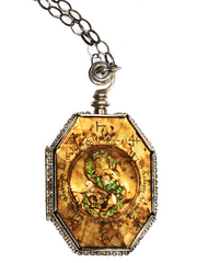 Slytherin Locket HBP