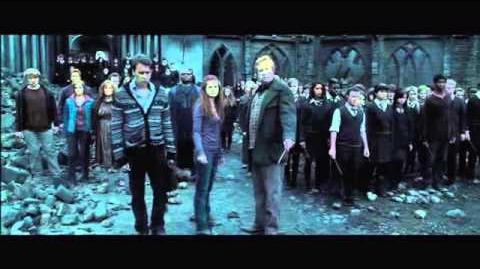 Harry Potter Is Dead - Harry Potter and the Deathly Hallows Part 2