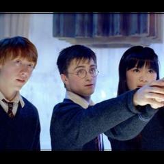 Гарри тренирует членов Отряда Дамблдора