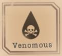 Beast identifier - Venomous